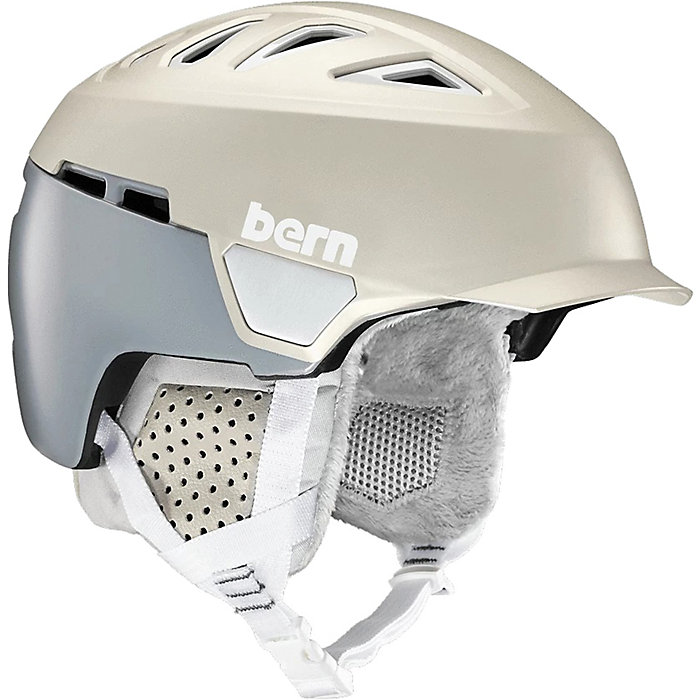 Medium Bern Heist Brim MIPS Helmet Matte Desert Lime