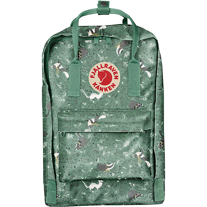 details for sale online detailed look Fjallraven Kanken Art Laptop Backpack - Moosejaw