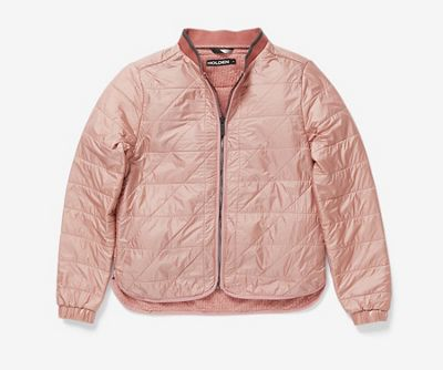 Holden Women's Bomber Liner Jacket