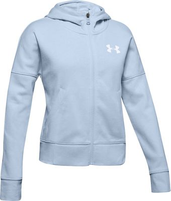 Under Armour Girls' Rival Full Zip Sweater