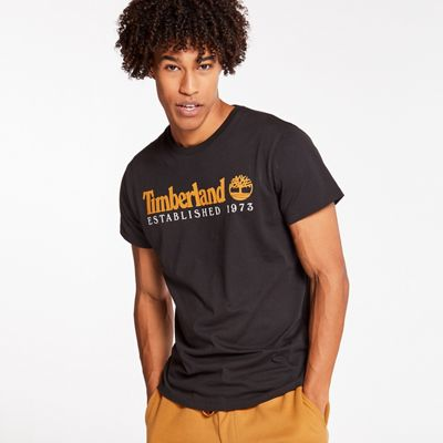 Timberland Men's Core Established SS Tee