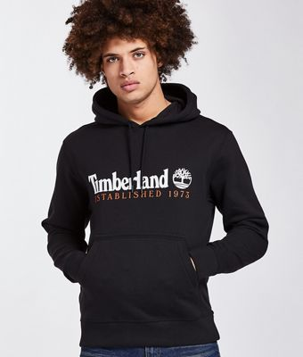 Timberland Men's Essential Established 1973 Sweat Hoodie