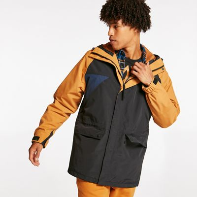 Timberland Men's Outdoor Archive Weatherbreaker Jacket