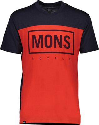Mons Royale Men's Redwood VT Shirt