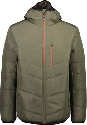 Mons Royale Men's Rowley Insulation Hood Jacket