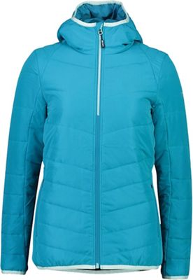 Mons Royale Women's Rowley Insulation Hood Jacket