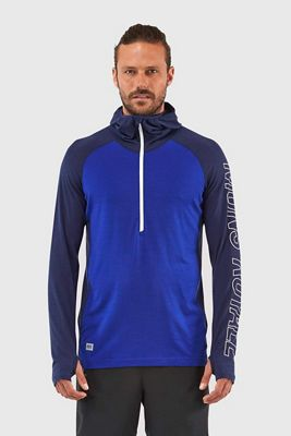 Mons Royale Men's Temple Tech Hood Top