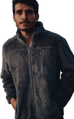 The Normal Brand Men's Henry Sherpa Jacket
