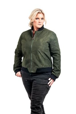 Dovetail Women's Evaleen Trucker Waxed Canvas Jacket