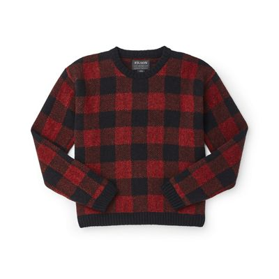 Filson Women's Buffalo Check Sweater