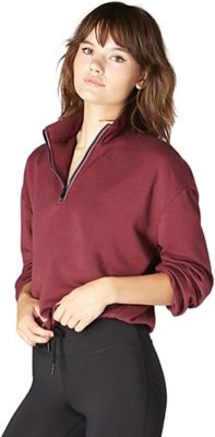 Beyond Yoga Women's By Request Cropped Pullover