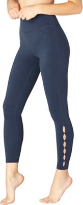 Beyond Yoga Women's Peek Through High Waisted Midi Legging