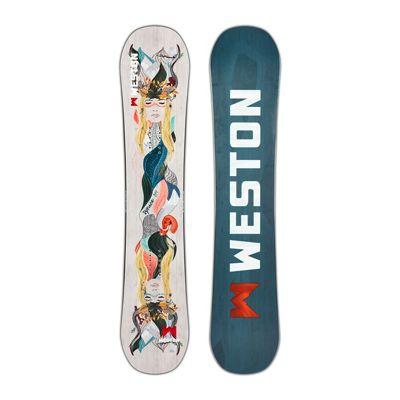 Weston Snowboards Women's Spruce Snowboard