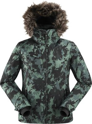 Eider Women's The Rocks Print Jacket