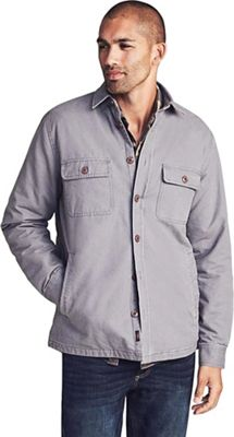 Faherty Men's Blanket Lined CPO Shirt