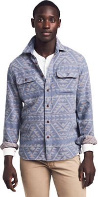 Faherty Men's Canyon Overshirt