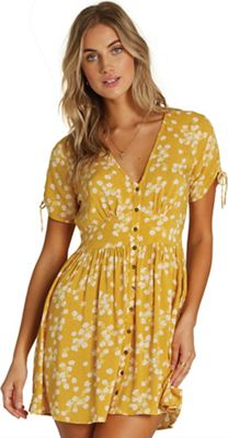 Billabong Women's Twirl Twist Dress