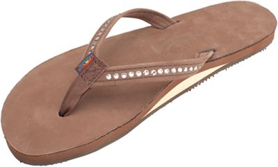 Rainbow Women's Crystal Collection Sandal