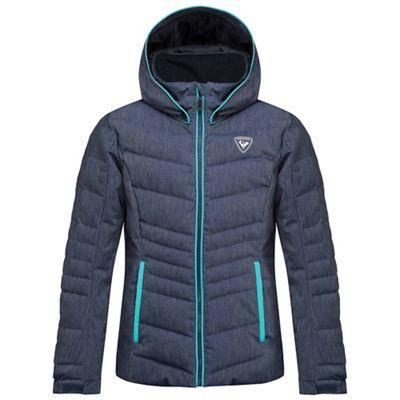 Rossignol Girls' Polydown Denim Jacket