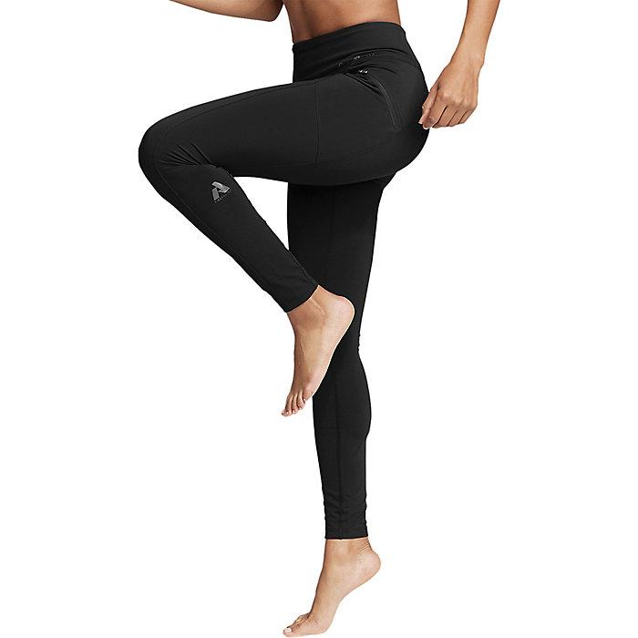 Women High Waist Comfortable Mountains and Eagles Tights Active Yoga Pants Leggings