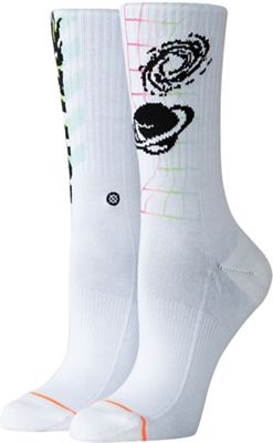 Stance Women's Race To Space Crew Sock