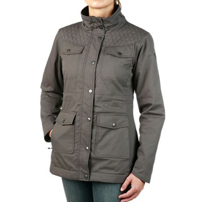 Moosejaw Women's Cadieux Insulated Canvas Jacket