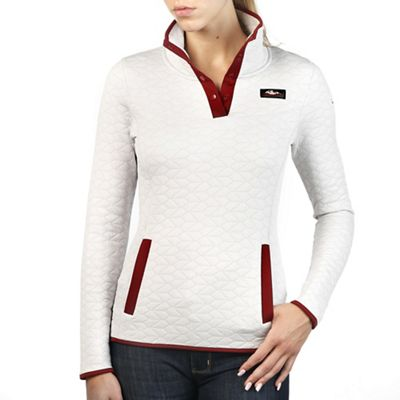 Moosejaw Women's Cass Ave Quilted Snap Pullover