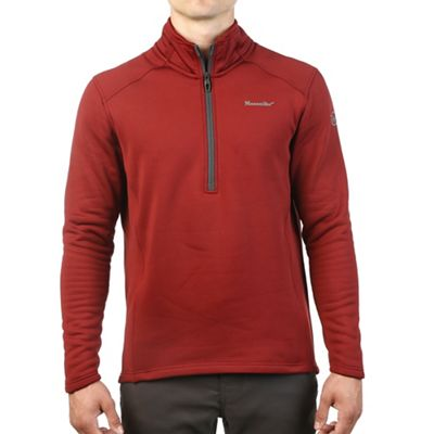 Moosejaw Men's Gratiot 1/2 Zip Stretch Fleece