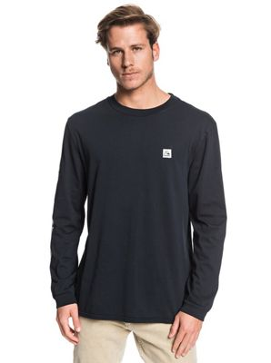 Quiksilver Men's In The Middle LS Shirt