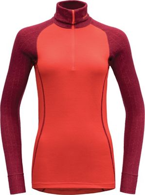 Devold Women's Duo Active Zip Neck