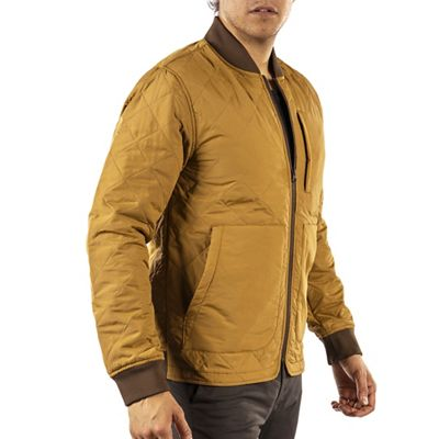 Jeremiah Men's Hedges Quilted Bomber Jacket