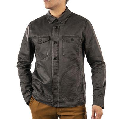 Jeremiah Men's Rockwell Vege Leather Shirt Jacket