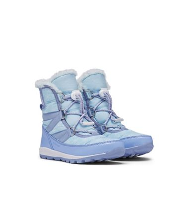 Sorel Youth Disney Frozen Elsa Whitney Short Lace Boot