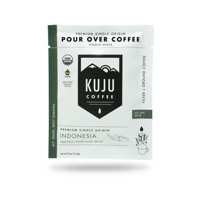 Kuju Coffee Pocket PourOver Coffee - 10 Pack