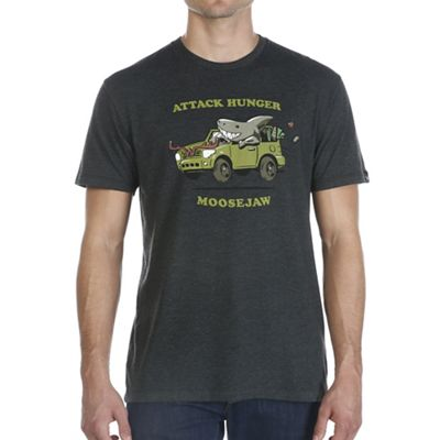 Moosejaw Men's Attack Hunger Collab Vintage Regs SS Tee