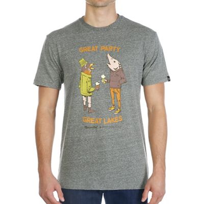 Moosejaw Men's Great Lakes Proud Collab Vintage Regs SS Tee