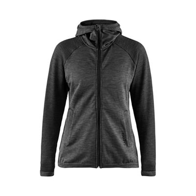 Craft Women's Breakaway FuseKnit Hood Jacket