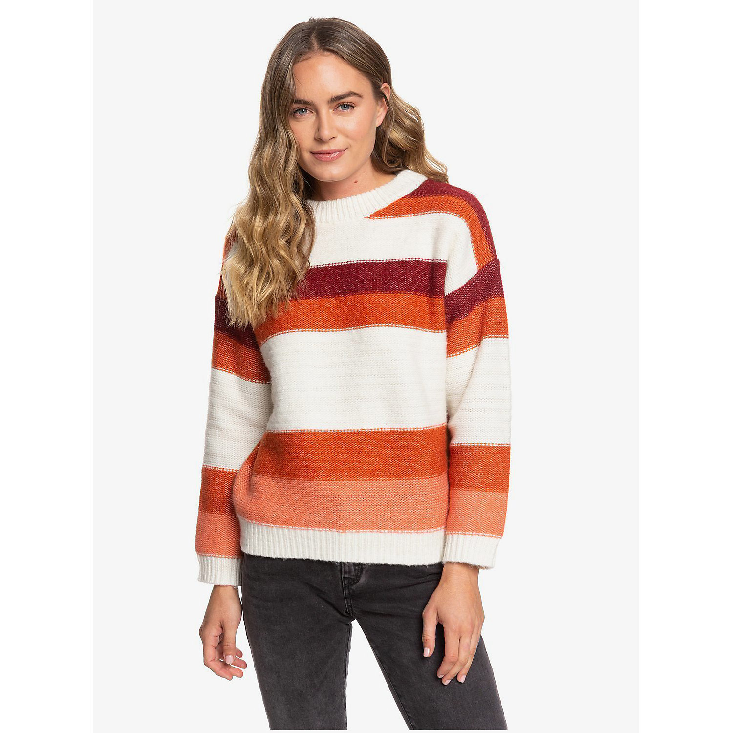 Roxy Womens in in Like with You Sweater