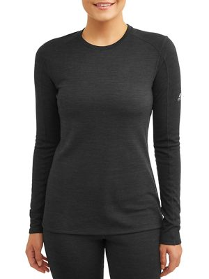 Ozark Trail Women's Wool Blend Baselayer Crew