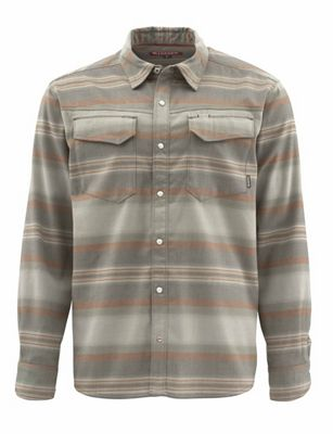 Simms Men's Gallatin Flannel LS Shirt
