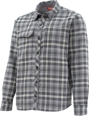 Simms Men's Guide Flannel LS Shirt