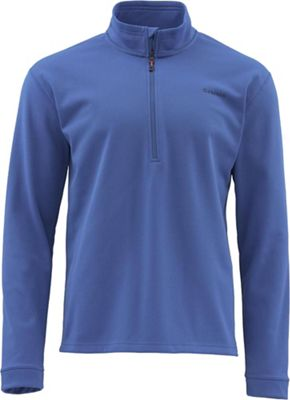 Simms Men's Midweight Core Quarter-Zip Top