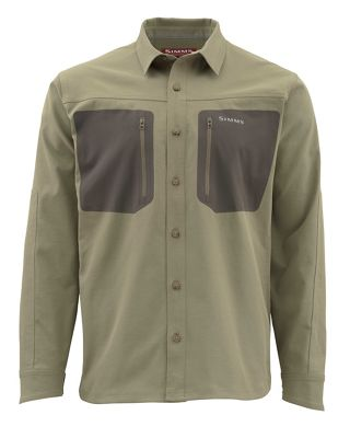 Simms Men's Tongass LS Shirt