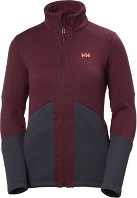 Helly Hansen Women's EQ Black Midlayer Jacket