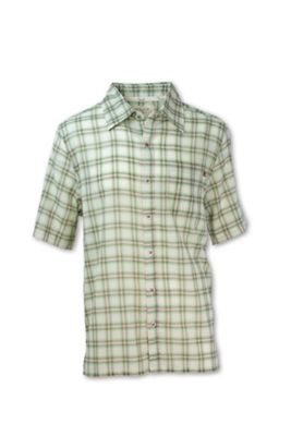 Purnell Men's Juniper Madras Plaid Shirt