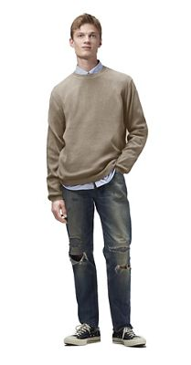 Hoodlamb Men's Crewneck Sweater