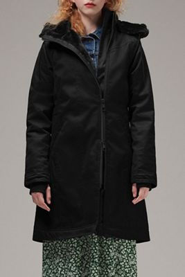 Hoodlamb Women's Long Coat