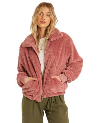 Billabong Women's Always Cozy Jacket