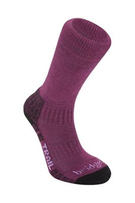 Bridgedale Women's Wool Fusion Trail Sock