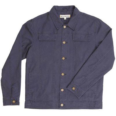 Roamers Men's Flannel Lined Seawall Trucker Jacket
